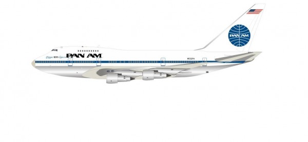 Boeing 747SP Pan Am