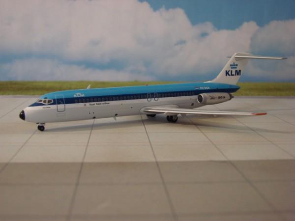 Douglas DC-9-32 KLM Royal Dutch Airlines