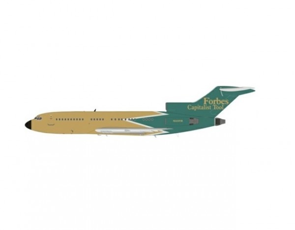 Boeing 727-100 Forbes Capitalist Tool