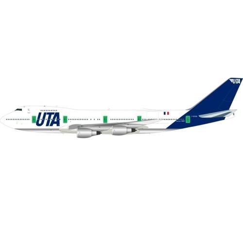 Boeing 747-200 UTA - Union Transport Aeriens