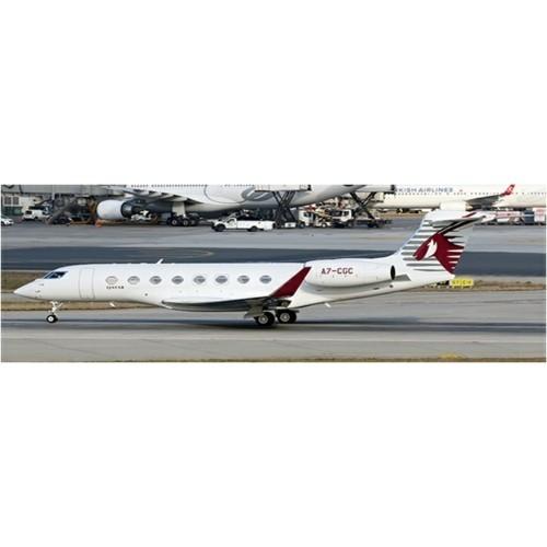 Gulfstream G650 Qatar Exclusive
