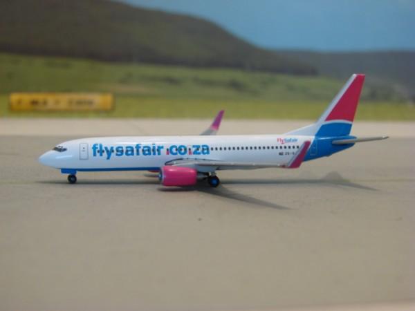 Boeing 737-800WL FlySafair