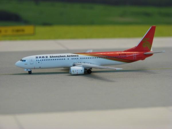 Boeing 737-900 Shenzhen Airlines