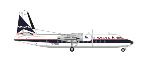 Fairchild-Hiller FH-227 Delta Air Lines