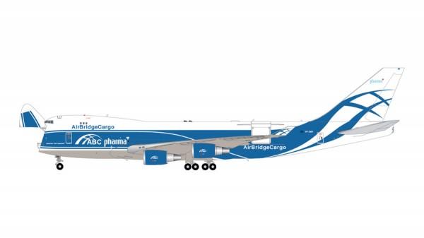 Boeing 747-400F Air Bridge Cargo