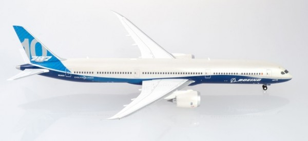 Boeing 787-10 Boeing House Livery