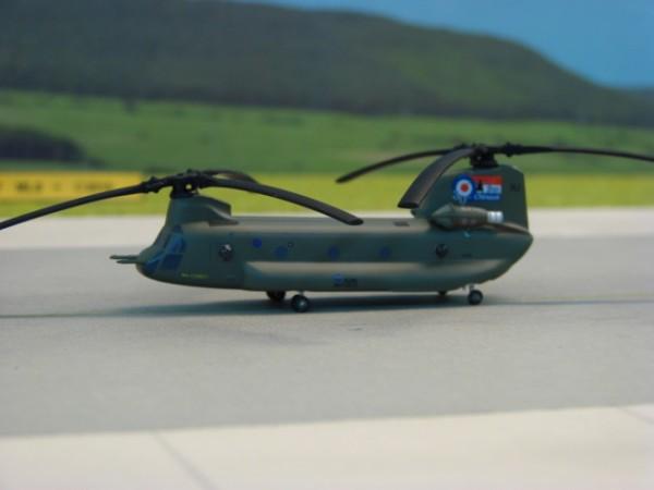 Boeing-Vertol HC2A Chinook Royal Air Force