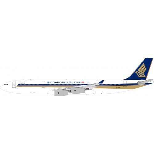 Airbus A340-300 Singapore Airlines