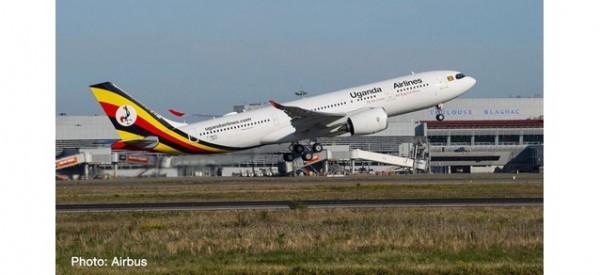 Airbus A330-800neo Uganda Airlines