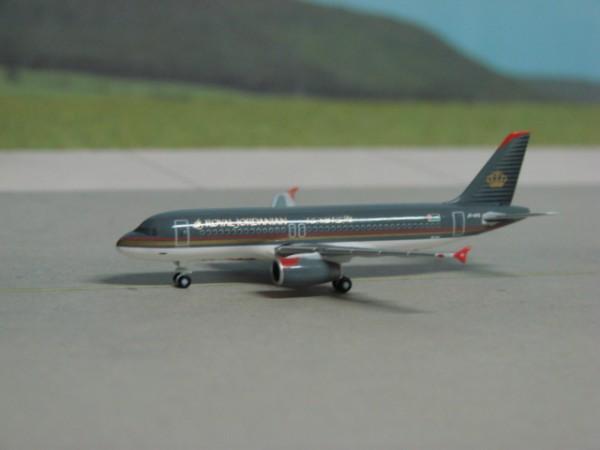 Airbus A320-200 Royal Jordanian Airlines