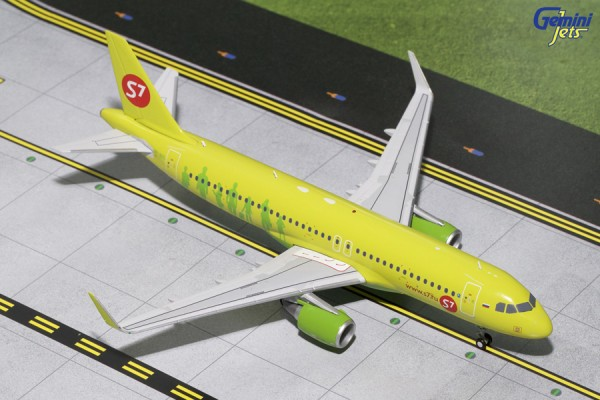 Airbus A320-200S S7 Siberia Airlines