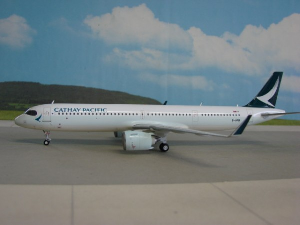Airbus A321neo Cathay Pacific Airways