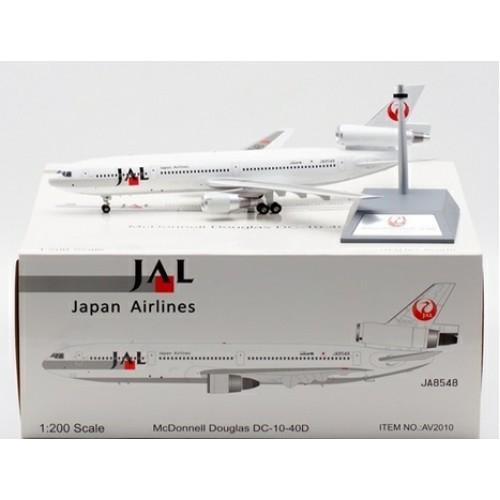 McDonnell Douglas DC-10-40 JAL Japan Air Lines