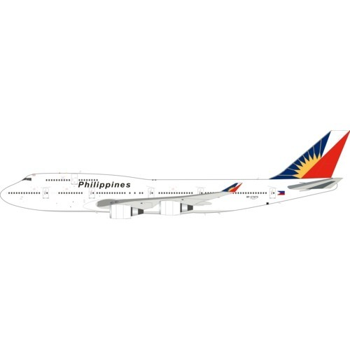 Boeing 747-400 Philippine Airlines
