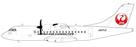 ATR42-600 Japan Air Commuter