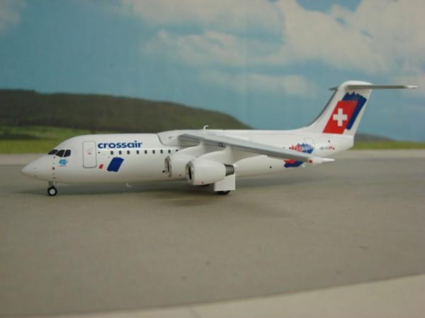 British Aerospace BAe 146/Avro RJ85 Crossair