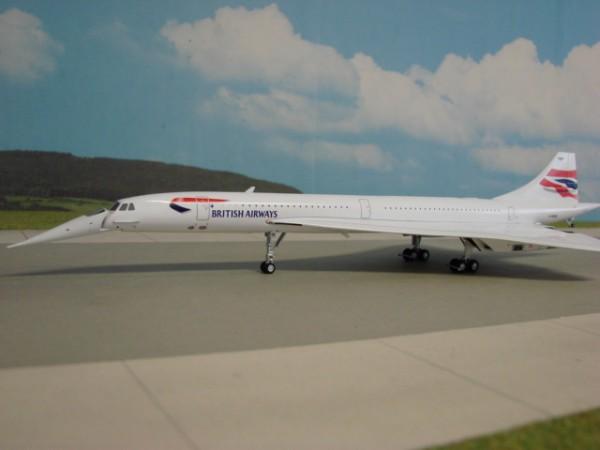 Aérospatiale-BAC Concorde British Airways
