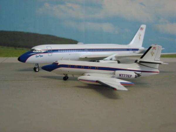 Convair CV-880/Lockheed L-1329 Elvis Presley Private Jets