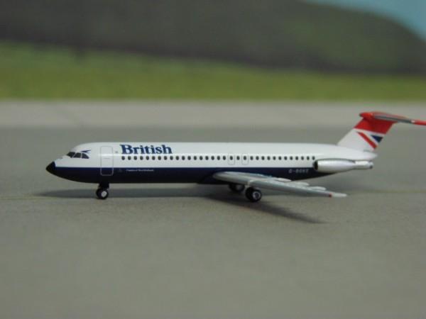 BAC 1-11-500 British Airways