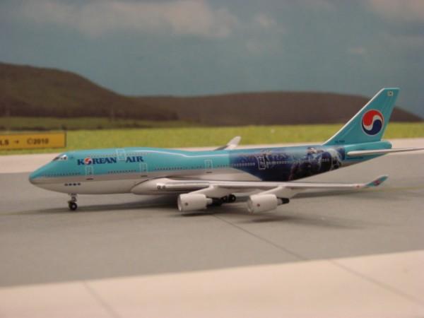 Boeing 747-400 Korean Air