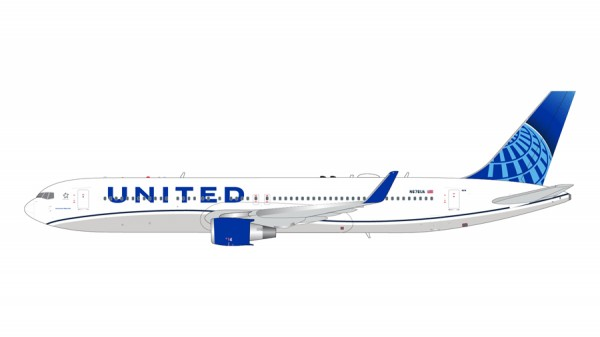 Boeing 767-300ER United Airlines