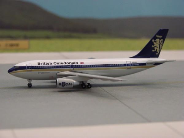 Airbus A310-200 British Caledonian Airways