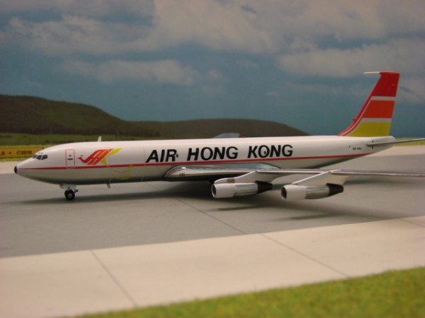 Boeing 707-300F Air Hong Kong