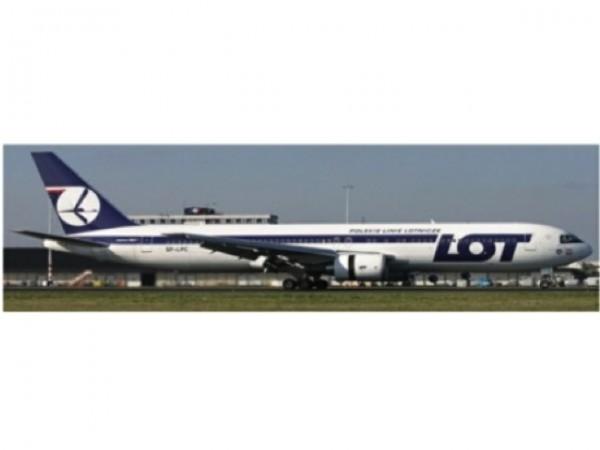 Boeing 767-300ER LOT Polish Airlines