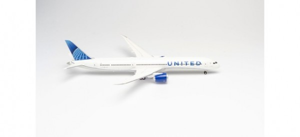herpa Wings 534321 Boeing 787-10 United Airlines