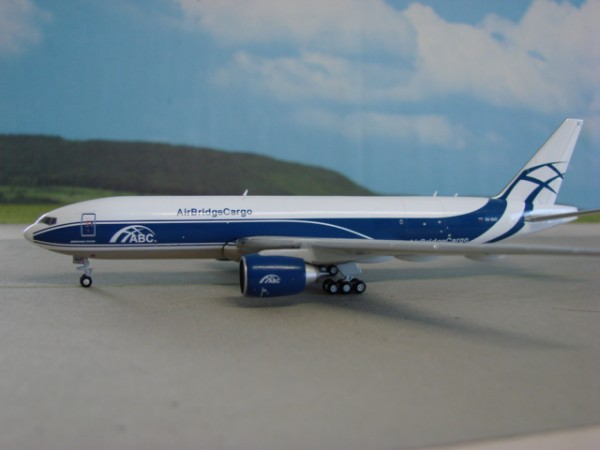 Boeing 777-200F Air Bridge Cargo