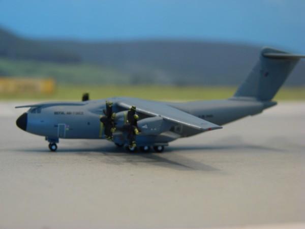 Airbus A400M Atlas Royal Air Force
