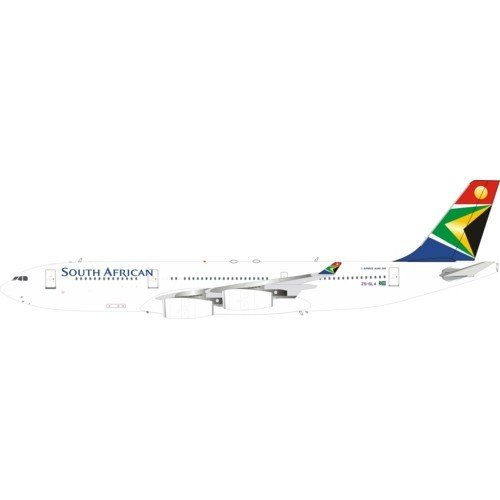 Airbus A340-200 South African Airways
