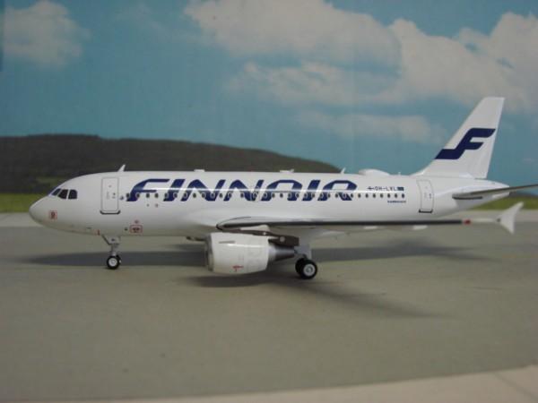 Airbus A319 Finnair