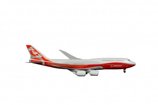 Boeing 747-8I Boeing House cls