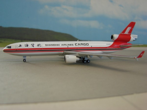McDonnell-Douglas MD-11F Shanghai Airlines Cargo