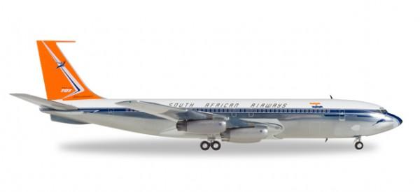Boeing 707-300 South African Airways