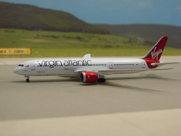 Boeing 787-9 Virgin Atlantic