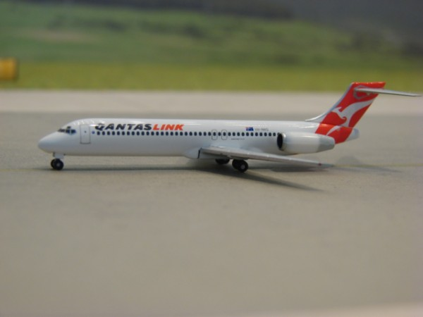 Boeing 717-200 Qantas Airways