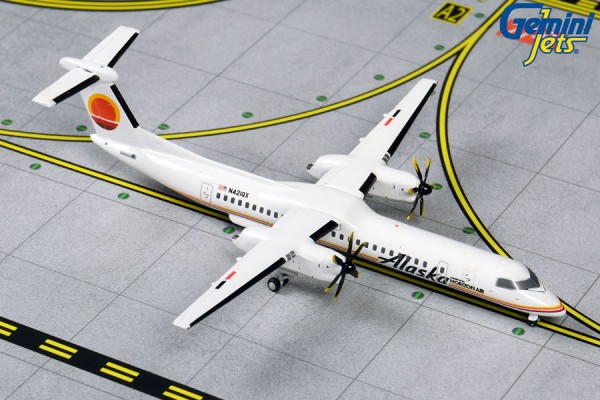 Bombardier Dash 8-Q400 Alaska Airlines
