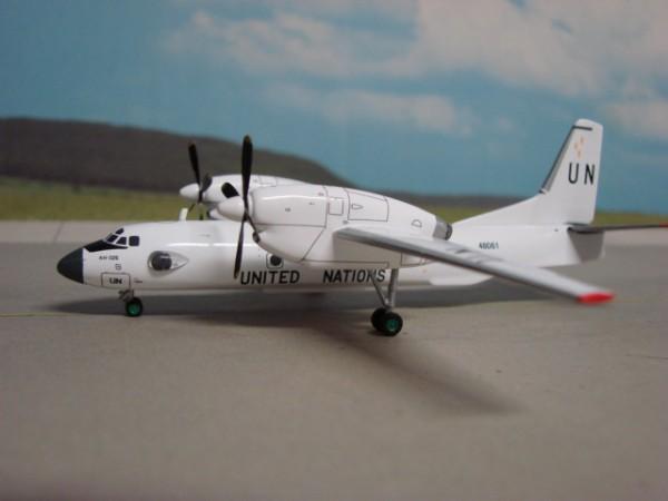 Antonov An-32 United Nations