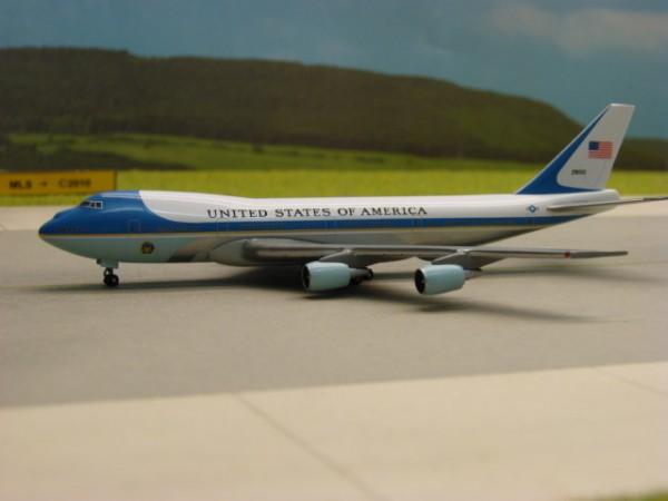 Boeing 747-200 US Air Force