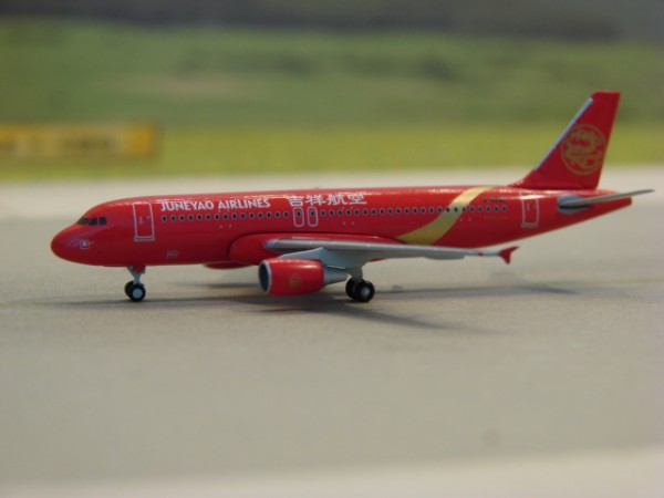 Airbus A320-200 Juneyao Airlines
