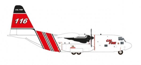 Lockheed C-130H Hercules CAL Fire