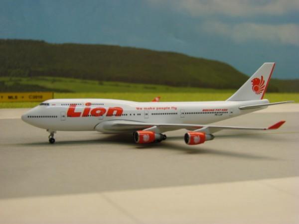 Boeing 747-400 Lion Air