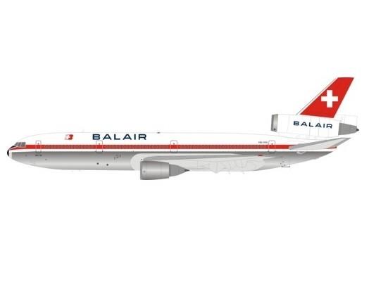 McDonnell Douglas DC-10-30 Balair