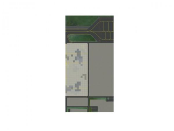 Scenix Airport Ground Plates Set 3