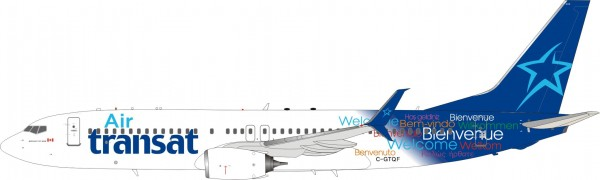 Boeing 737-800 Air Transat