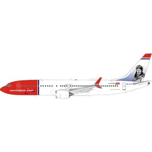 Boeing 737-8 MAX Norwegian Air Shuttle