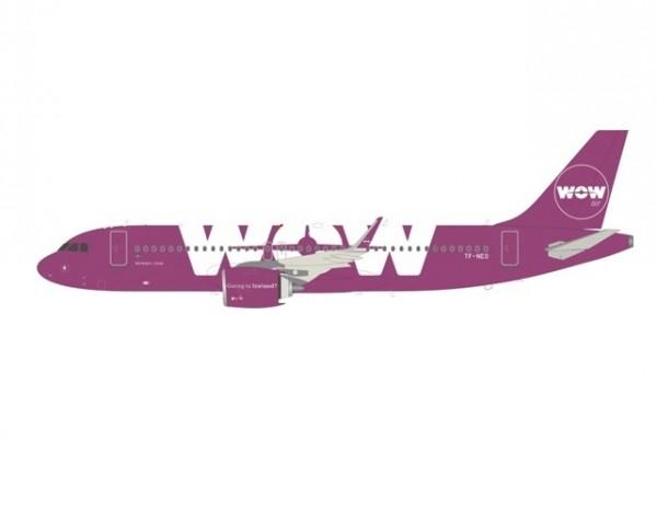 Airbus A320neo Wow Air