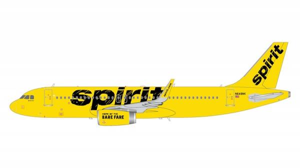 Airbus A320-200 Spirit Airlines